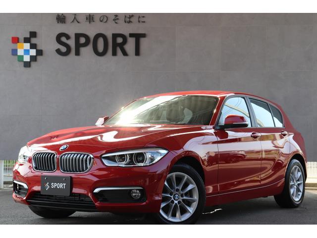 BMW 118d スタイル パーキングサポートPKG 純正HDDナビ