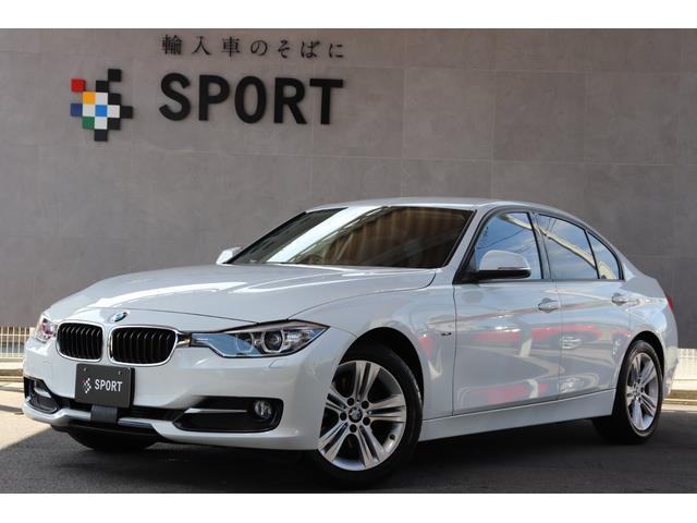 BMW 320d スポーツ 純正HDDナビ バックカメラ ETC