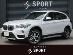 BMW X1xDrive 18d xライン アクティブクルーズ 純正ナビ