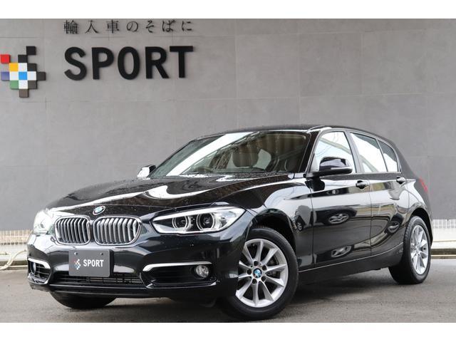 BMW 118d スタイル 純正HDDナビ クルーズコントロール