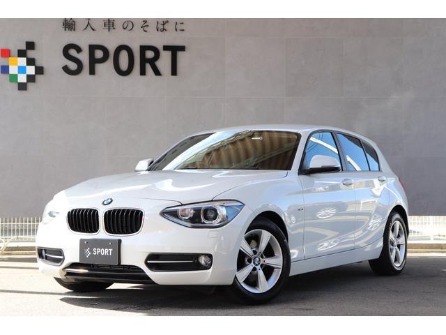 BMW 116i 純正HDDナビ Bカメ ETC コンフォートA