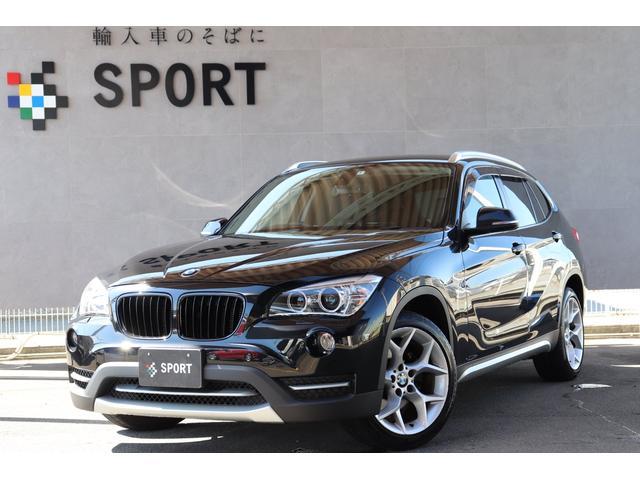 BMW sDrive 18i xライン 純正HDDナビ バックカメラ