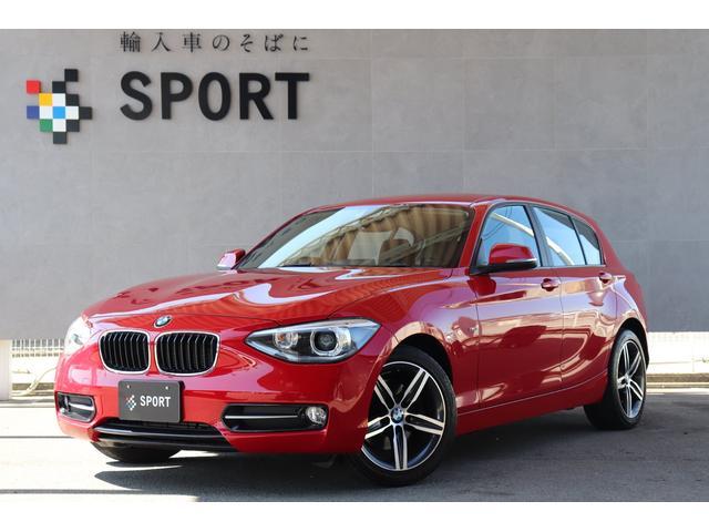 BMW 116i スポーツ 純正HDDナビ ETC 17インチAW