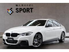 BMW320d Mスポーツ 純正HDDナビ Bカメラ 追従クルコン