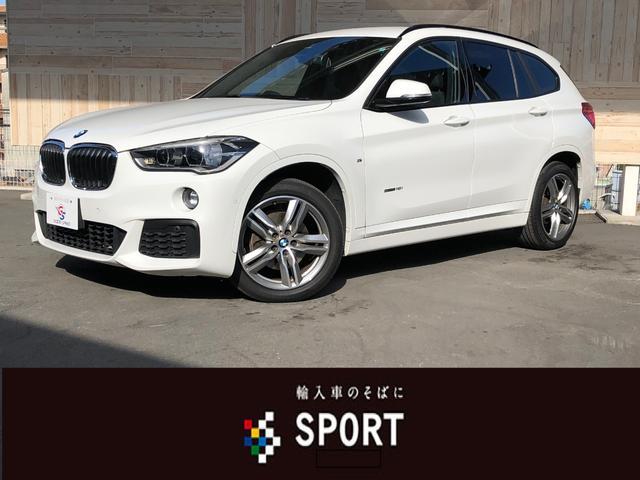 BMW sDrive 18i Mスポーツ インテリセイフティ ナビ