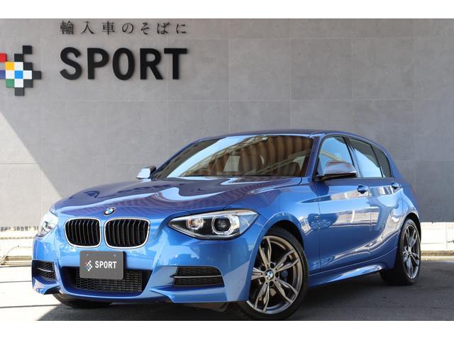 BMW M135i 純正HDDナビ Bカメラ コンフォートアクセス