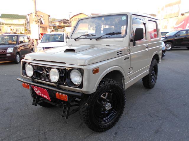 スズキ HC リフトアップ 4WD 5MT ターボ