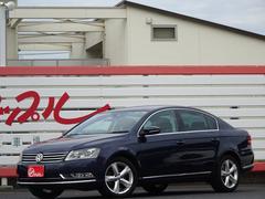 VW パサートTSIハイライン 社外SDナビフルセグTV 禁煙車