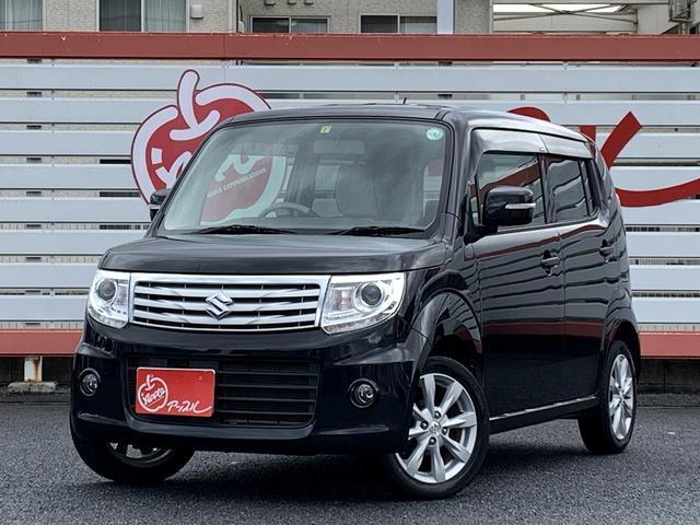 スズキ TS ターボ車 車検R4年7月迄 純正レザー調シート 社外オーディオ フォグランプ