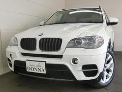 BMW X5xDrive 35dブルーパフォーマンスセレクトPベージュ革