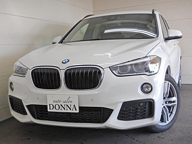 BMW sDrive 18i Mスポーツ ナビ バックカメラ ETC