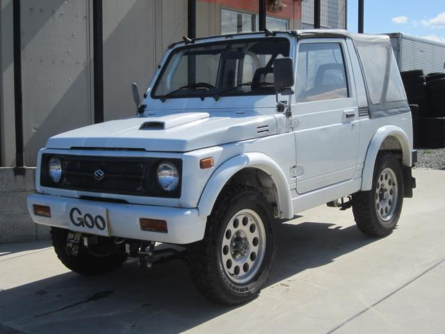 スズキ CC 幌 5速4WD 最終5型 ロールバー 社外シャックル