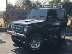 ジムニーワイルドウインド 4WD ミッキートンプソンAWリフトアップ