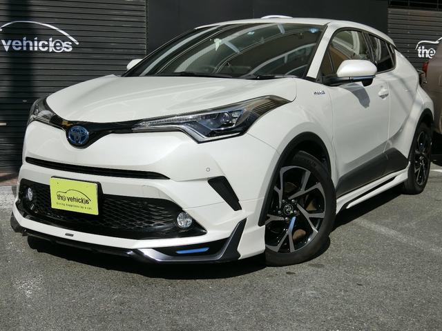 トヨタ G モデリスタエアロ セーフティーセンス LEDヘッドライト