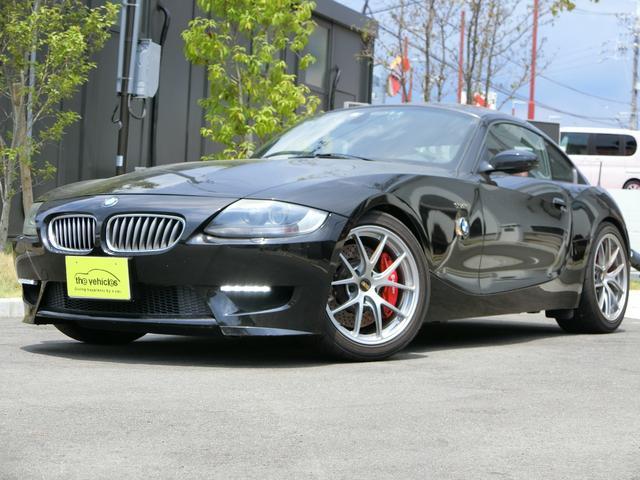 BMW Mクーペ HIDヘッドライト K&Wサスキット スーパースプリントマフラー グループMラムエアシステム レカロシート 3Dデザインペダルシフトノブサイドブレーキ BBSアルミ