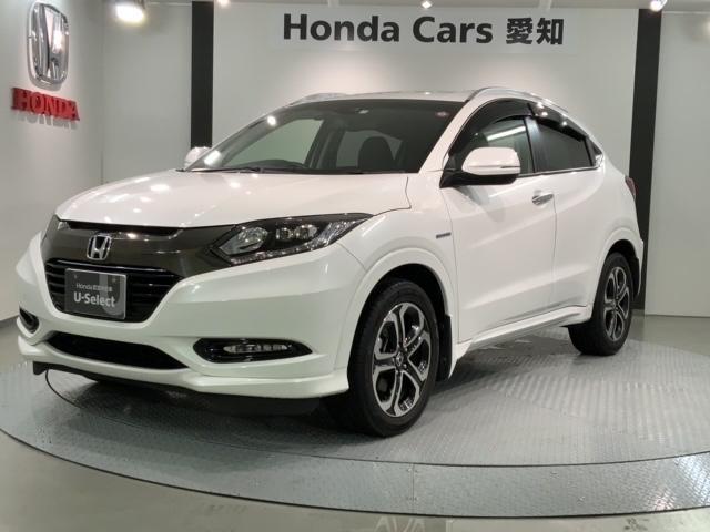 ホンダ ハイブリッドZ・Hセンシング新車保証1オ-ナ-ETCドラレコ