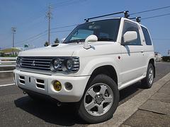 パジェロミニホワイトエディション 4WD Goo鑑定 軽自動車