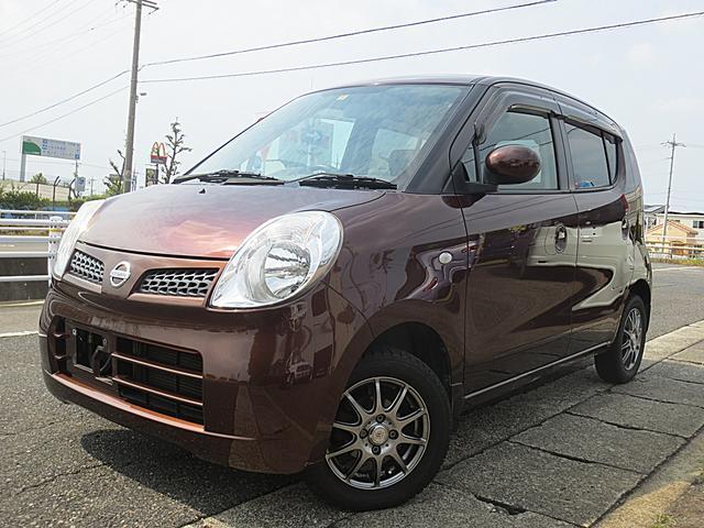 日産 E ショコラティエ Goo鑑定 スマートキー ナビ 軽自動車