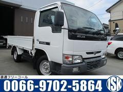 アトラストラックスーパーローDX ガソリン車 オートマ車 キーレス PW