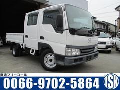 タイタンダッシュWキャブワイドローDX ガソリン車 積載1250k Wタイヤ