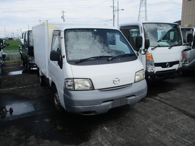 マツダ ボンゴトラック ワイドローDX 冷蔵冷凍車 オートマ車 Pウインド