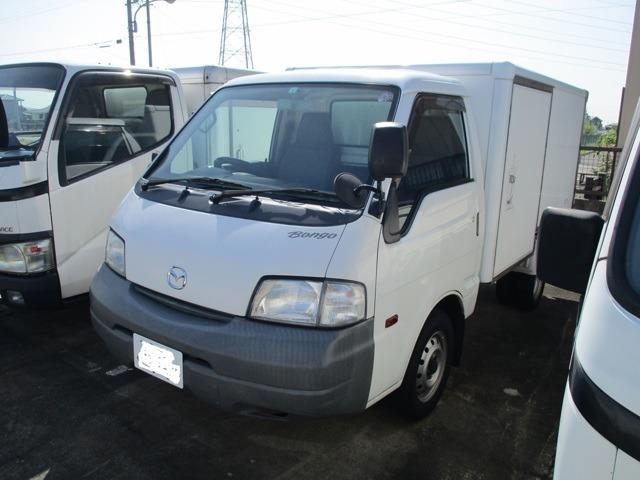 マツダ ボンゴトラック DXワイドローロング 保冷車 ガソリン 5速 ETC 積載850kg