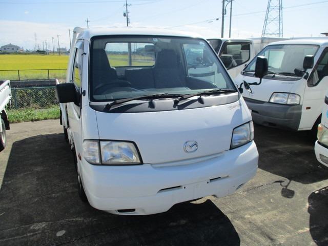 マツダ ボンゴトラック ロングワイドローDX Wタイヤ 積載850キロ Pウインド AT