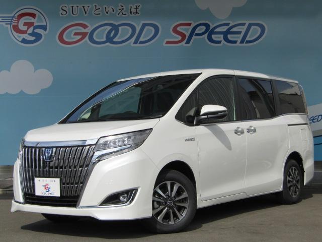 トヨタ Gi プレミアムパッケージ 新車未登録 両側電動ドア LED