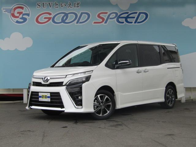 トヨタ ZS 煌 新車未登録 両側電動ドア トヨタセーフティセンス