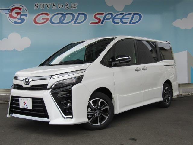 トヨタ ZS 煌II 新車未登録 セーフティセンス 両側電動