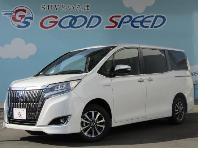 トヨタ ハイブリッドXi 登録済未使用車 両側電動 シートヒーター