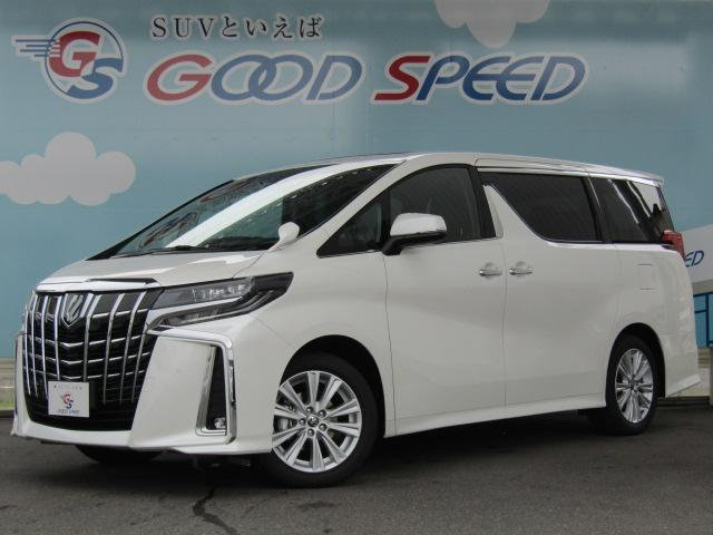 Photo of TOYOTA ALPHARD 2.5S A PACKAGE / used TOYOTA
