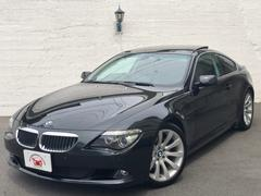 BMW630i 電子シフト パドルシフト 純正HDDナビ