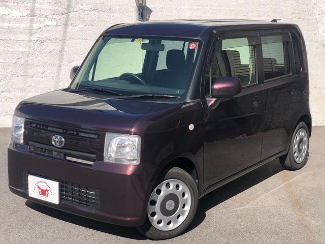 トヨタ X 1年保証 スマートキー ETC 走行9900km