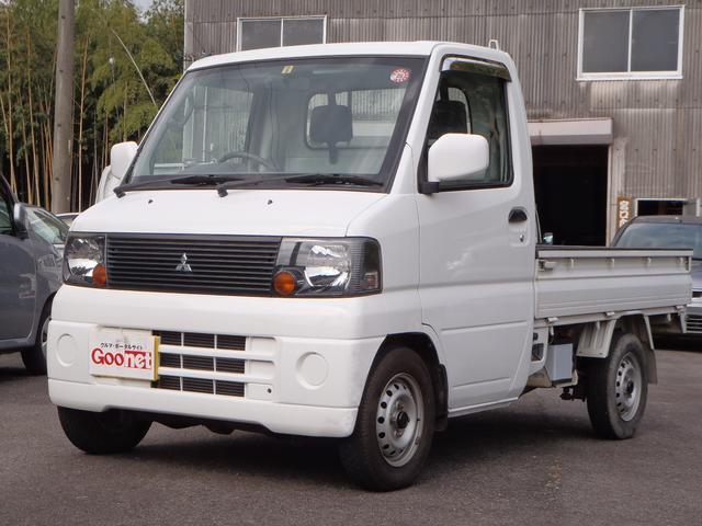 三菱 VX-SE エアコン付 4WD 5速MT ゲートプロテクター