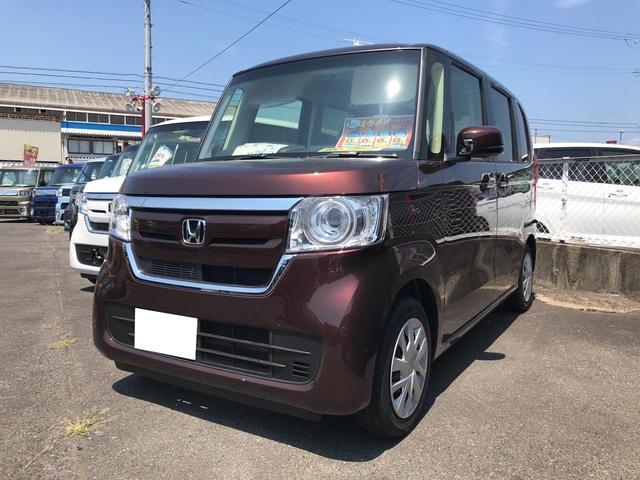 ホンダ G・L 軽自動車 整備付 CVT 保証付 届出済未使用車