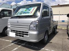 スーパーキャリイL 4WD 軽トラック 届出済未使用車 保証付 整備付