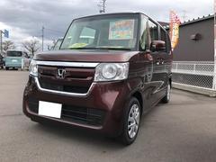 N BOXG・L 軽自動車 ブラウン CVT 保証付 AC 修復歴無