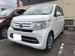 N−WGNG・Lパッケージ 軽自動車 ホワイト CVT 保証付