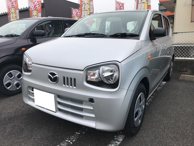 マツダ GL 軽自動車 衝突被害軽減システム 整備付 CVT