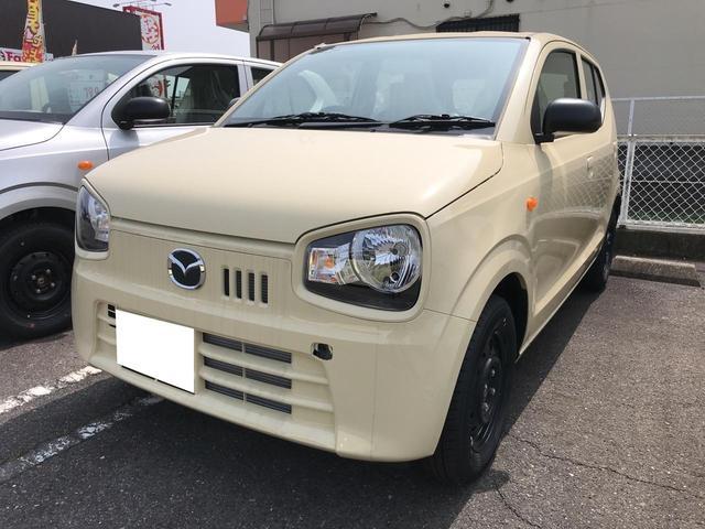 マツダ GL 軽自動車 衝突被害軽減システム CVT 保証付