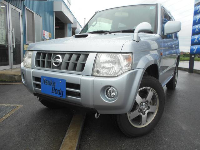 日産 キックス RX  ターボ 4WD SD地デジナビ ETC