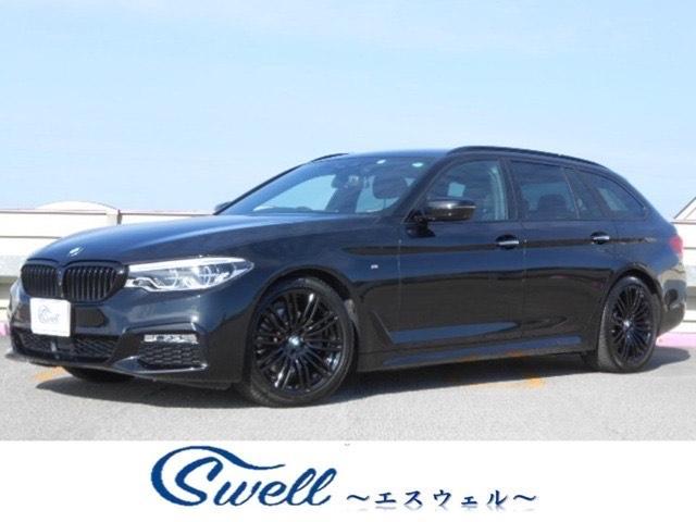 BMW 523dツーリングエディションミションインポッシブル ワンオーナー 360度カメラ 純正ナビ 地デジTV ドライブレコーダー ハーマンカードン