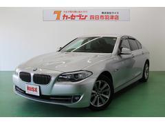BMW523i ハイラインパッケージ ブラックレザーシート
