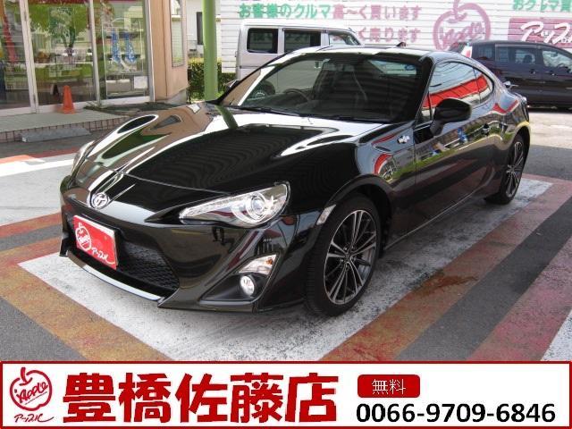 トヨタ GTリミテッド 6MT 社外SDナビ ワンセグTV 1年保証