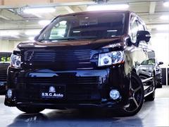 ヴォクシーZ ワンオーナー HDDナビ ETC 18AW シートカバー