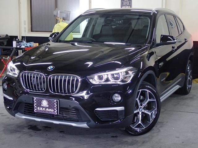 BMW X1 xDrive 20i xライン 当社下取 フルセグ Bluetoothオーディオ 禁煙車 ミラー内蔵ETC ナビRカメラ スマートキー2個