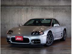 沖縄の中古車 三菱 GTO 車両価格 117万円 リ済別 平成12年 7.2万K ハミルトンシルバーM