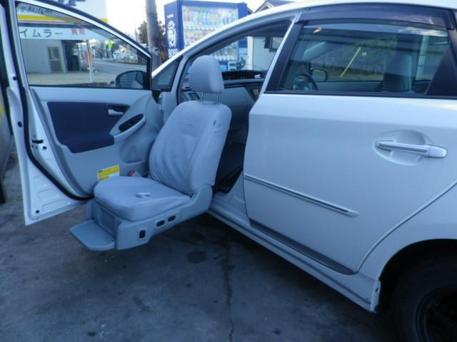 トヨタ G 車椅子介助車 助手席回転シート 買取車 フルセグTV