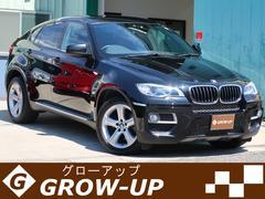 BMW X6xDrive35i LEDヘッドライト赤革HiFiスピーカー